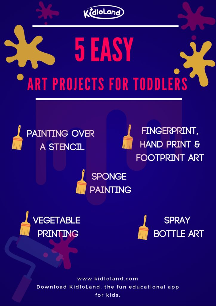 art-toddlers