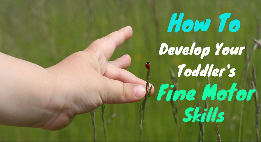 develop preschooler fine motor skill