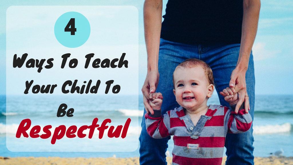 teach gratitude and respect