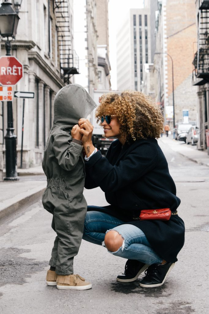 teaching children respect and manners