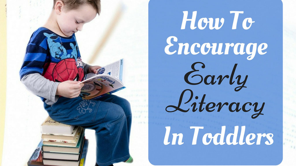 early literacy for toddlers