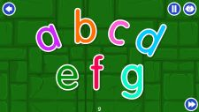 abc lowercase song