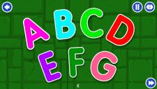 abc uppercase song