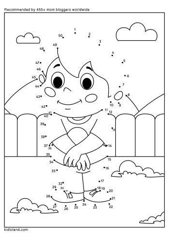 Printables Worksheets For Your Kids Kidloland