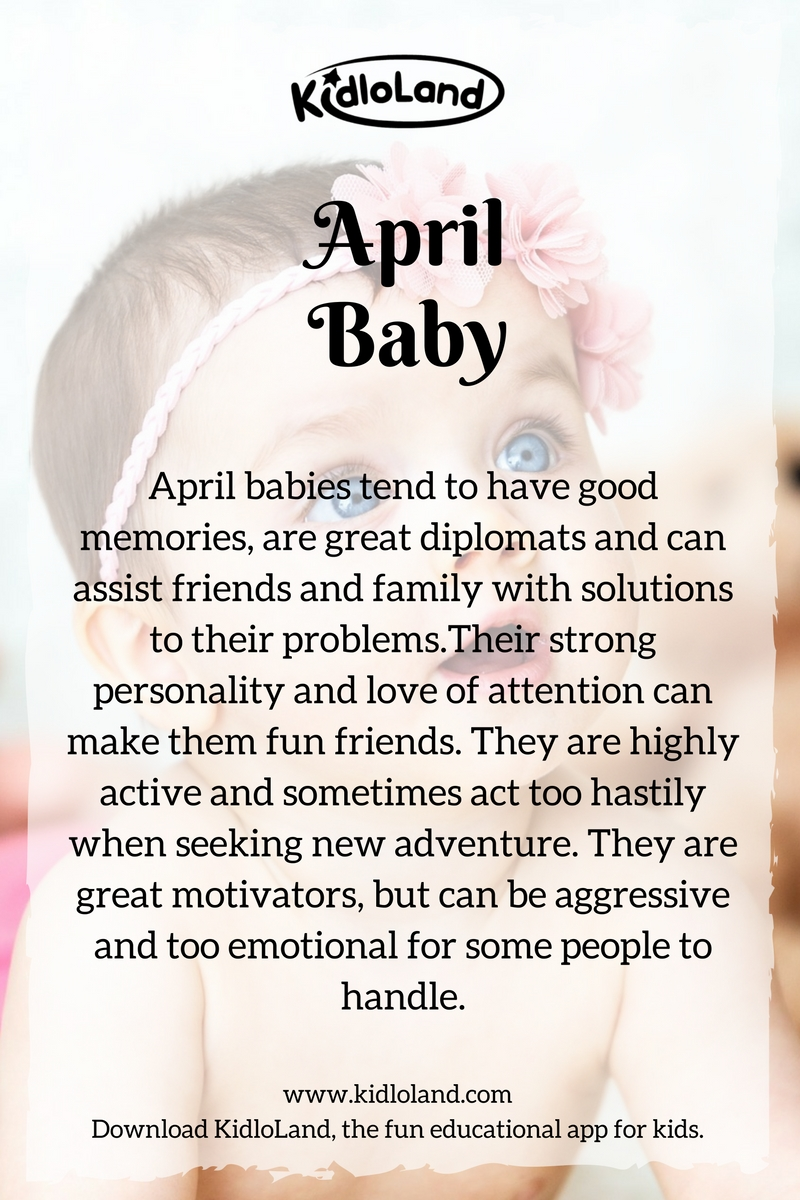 april-baby-month