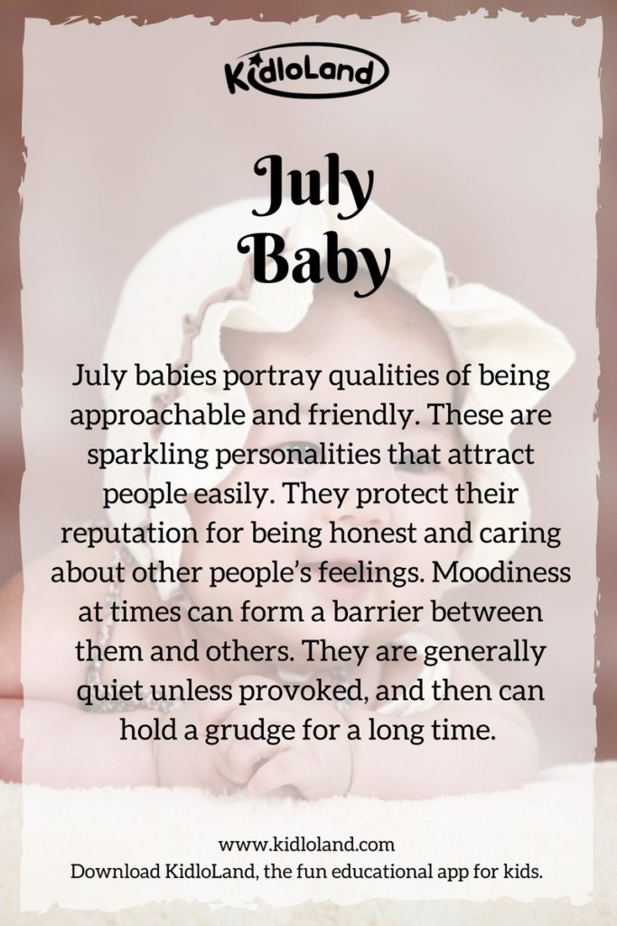 july-baby-month