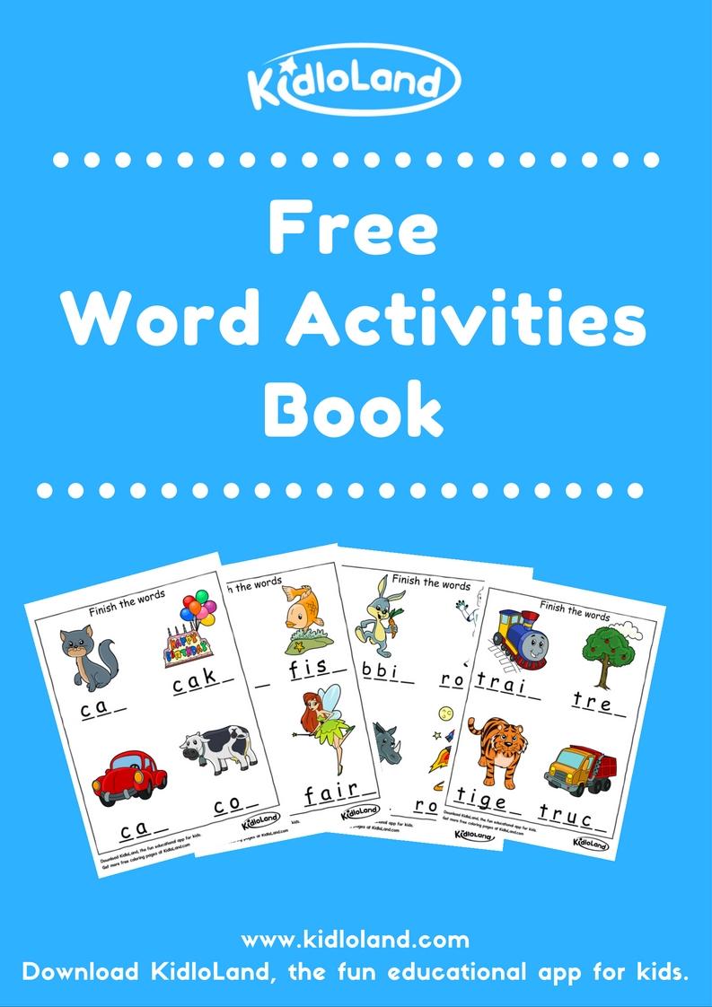 words-activities
