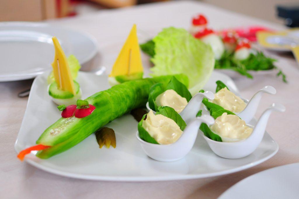 kids healthy food