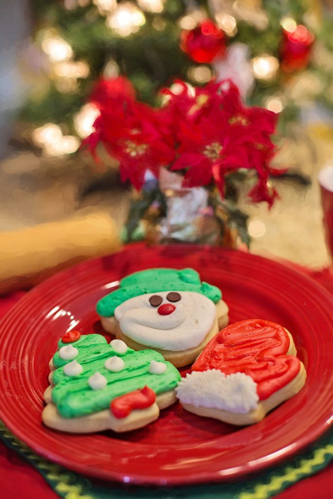 christmas cookies breakfast ideas