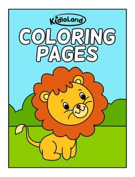 Coloring Pages Cover