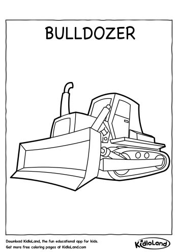 Vehicles Coloring Pages | Free Printables For Your Kids ...