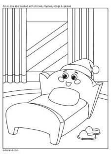 Room Coloring Page