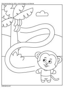Monkey and Banana Maze